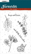 NR. 504 Clear Stamps - Winter Favourites - Studio Light