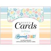 Buenos Dias A2 Cards With Envelopes  - American Crafts
