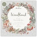 Woodland 6x6 Premium Paper Pad - Craft Consortium