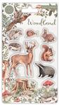 Animals Clear Stamp Set - Woodland - PRE ORDER