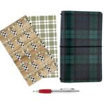 Traveler's Notebook Bundle - Green