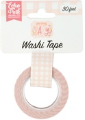 Dreamy Plaid Washi Tape - Welcome Baby Girl - Echo Park - PRE ORDER