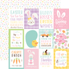 3X4 Journaling Cards Paper - Welcome Easter - Echo Park