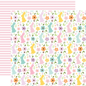 Bunny Field Paper - Welcome Easter - Echo Park