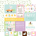 Multi Journaling Cards Paper - Welcome Easter - Echo Park