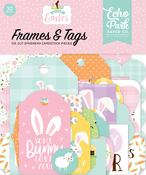 Welcome Easter Frames & Tags - Echo Park