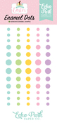 Welcome Easter Enamel Dots