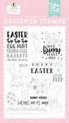Bunny Kisses Stamp Set - Welcome Easter - Echo Park - PRE ORDER