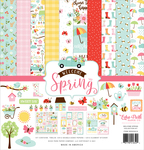 Welcome Spring Collection Kit - Echo Park