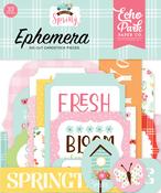 Welcome Spring Ephemera - Echo Park