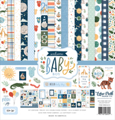 Welcome Baby Boy Collection Kit - Echo Park