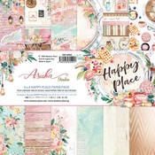 Happy Place 6x6 Collection Pack - Asuka Studio