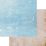 Washed Out Paper - Shades Of Demin - Asuka Studio