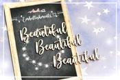 Beautiful Chipboard Word - Asuka Studio
