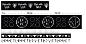 NR. 18 Washi Tape - Filled With Love - Studio Light
