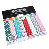 Winter Pick-n-Mix Patterned Paper - Catherine Pooler