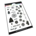 Winter Wishes Stamps - Catherine Pooler