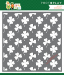 Lucky Charm Stencil - Photoplay