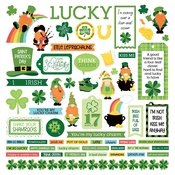 Lucky Charm Element Sticker - Photoplay