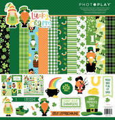 Lucky Charm 12x12 Collection Pack - Photoplay