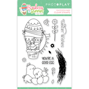 Baskets of Bunnies Stamp Set - Photoplay