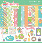Baskets of Bunnies 12x12 Collection Pack - Photoplay