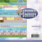 Funky Hobbies 6x6 Paper Pack  - Funky Hobbies - Find It Trading