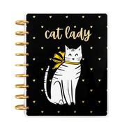 Cat Lady Classic Vertical Happy Planner - Me & My Big Ideas