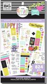 Happy Goals Value Pack Stickers - Me & My Big Ideas