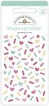 Sprinkling Of Love Shape Sprinkles - Made With Love - Doodlebug