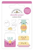 Bake Me Happy Doodlepops - Made With Love - Doodlebug
