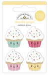 Baby Cakes Doodlepops - Made With Love - Doodlebug