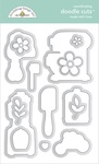 Made With Love Doodle Cuts - Doodlebug