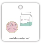 Cookies & Cream Collectible Pins - Doodlebug