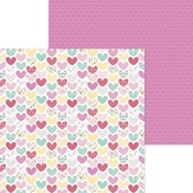 Heartwarmer Paper - Made With Love - Doodlebug