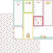 Sugar Sprinkles Paper - Made With Love - Doodlebug
