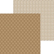 Chocolate Chippers Paper - Made With Love - Doodlebug