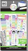 Budget Goals Value Pack Stickers - Me & My Big Ideas