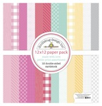 Made With Love Petite Print Paper Pack - Doodlebug