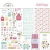 Made With Love Essentials Kit - Doodlebug