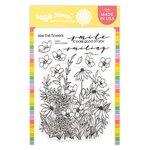 Tender Blooms Stamp Set - Waffle Flower