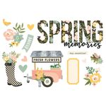 Spring Page Pieces - Simple Stories