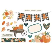 Fall Page Pieces - Simple Stories - PRE ORDER