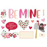 Valentine's Day Page Pieces - Simple Stories - PRE ORDER