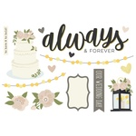 Wedding Page Pieces - Simple Stories