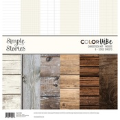 Woods Cardstock Kit - Simple Stories