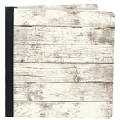 Whitewashed Wood SN@P 6x8 Flipbook - Simple Stories