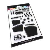 Birthday Cake Remix Stamp Set - Catherine Pooler
