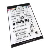 Party Like It's Stamp Set - Catherine Pooler