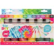 Brights Tie DIY Kit - American Crafts